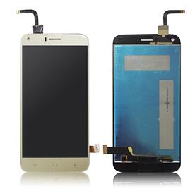 Дисплей для S-TELL M621 с сенсорным стеклом (Золотой) Оригинал Китай