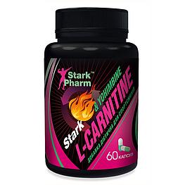L-Carnitine & Yohimbine Stark Pharm 60 капсул