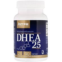 "Комплекс ДГЕА Jarrow Formulas ""ДНЕА 25"" 25 мг (90 капсул)"