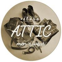 Логотип магазина ATTIC