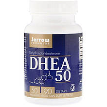 "Комплекс ДГЕА Jarrow Formulas ""ДНЕА 50"" 50 мг (90 капсул)"