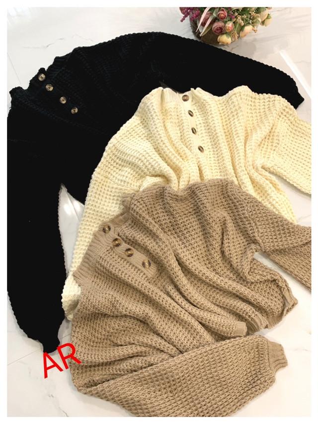 Женский свитер оверсайз Фото