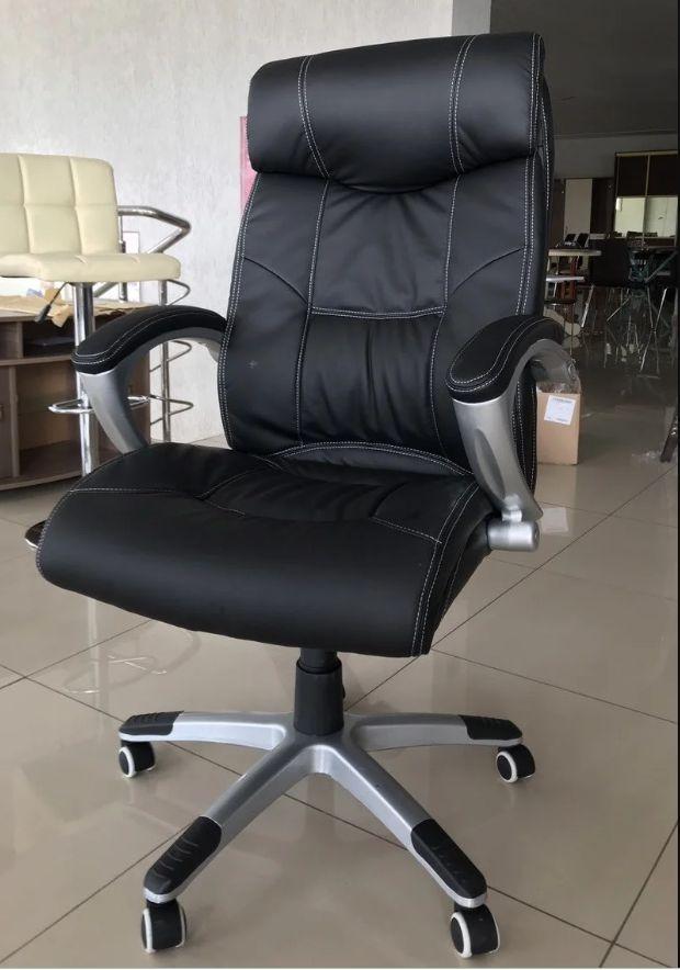 Компьютерное кресло офисное ZigZag 5245 Черное