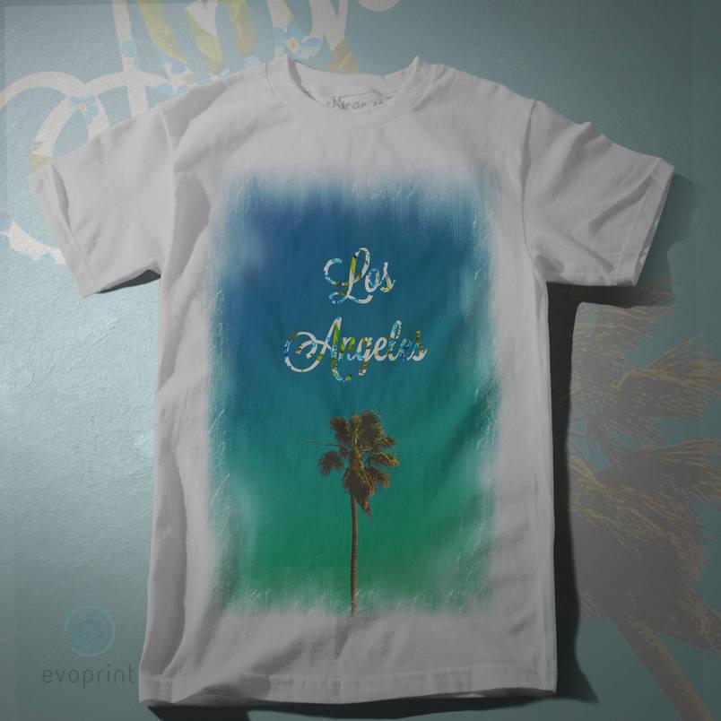 Качественная прямая печать на футболках, фото 2