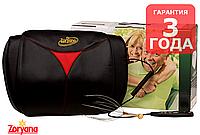 Массажная Подушка Zoryana Nefrimed Электромассажер для спины, шеи и ног. Ролики из натурального нефрита