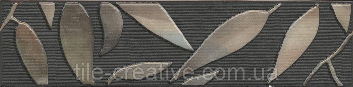 Керамическая плитка Бордюр Гинардо обрезной30x7,2x9 OS\C11\11037R