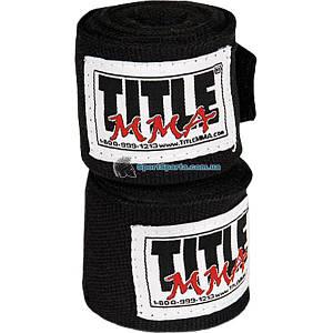 Бинти боксерські TITLE MMA SEMI-FLEX 120