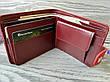 Портмоне червоний лев з відділенням для фото, фото 3