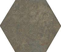 Керамический гранит Рамбла коричневый 20x23,1x7 SG23033N