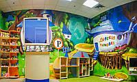 Оформление детского магазина