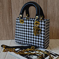 Женская сумка Christian Dior (реплика - LUX) - 826109