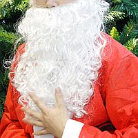 Борода искусственная Деда Мороза