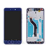 Дисплей (LCD) Huawei P8 Lite (2017)   Nova Lite (2016)   GR3 (2017)   P9 Lite (2017) с тачскрином и рамкой,