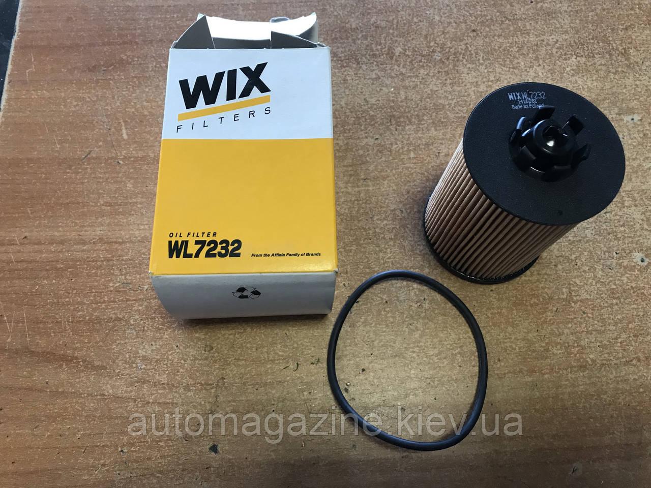 Фильтр масляный WL 7232 (OE648)