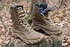 Ботинки берцы зимние из натуральной кожи и меха RZW 5154-11-4, фото 3