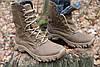 Ботинки берцы зимние из натуральной кожи и меха RZW 5154-11-4, фото 5