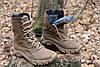 Ботинки берцы зимние из натуральной кожи и меха RZW 5154-11-4, фото 7