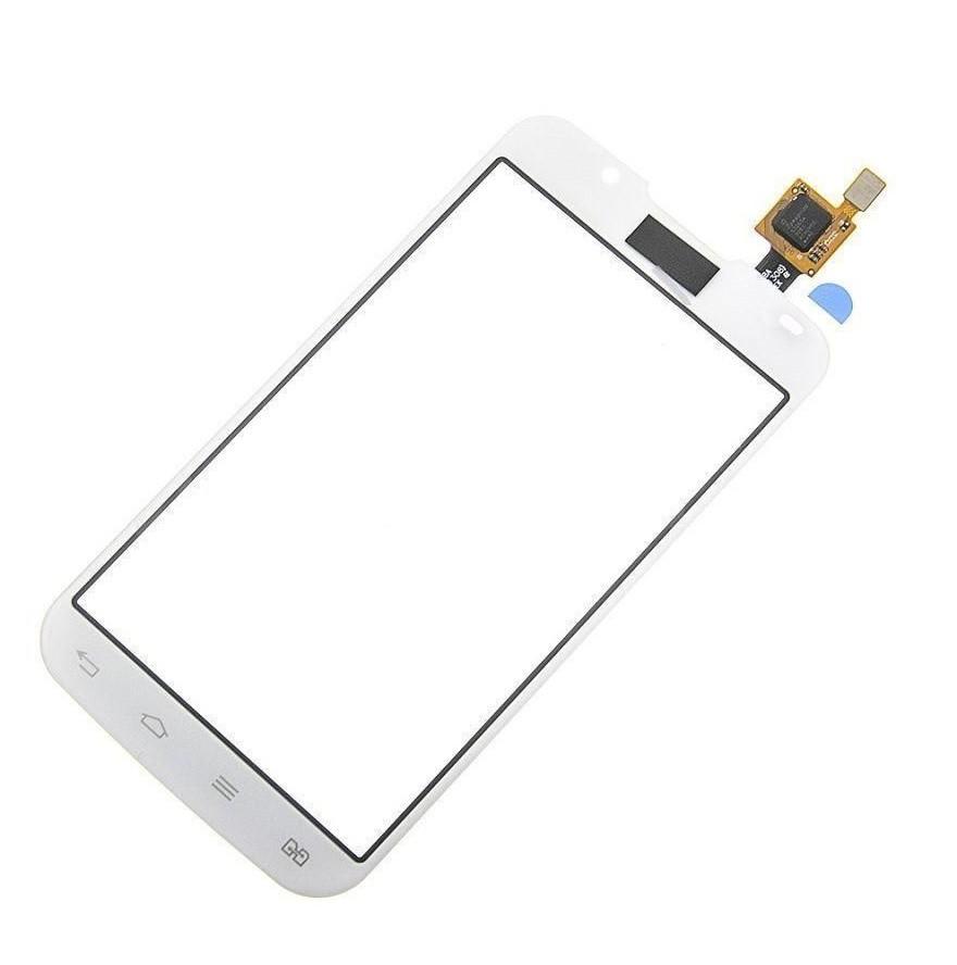 Сенсор (Тачскрін) для LG P715   P716   L7 II Dual (Білий) Оригінал Китай