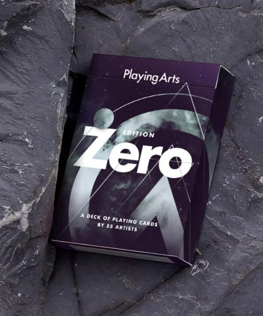 Карти гральні | Playing Arts Zero