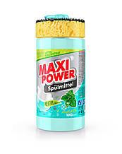 Засіб д/миття посуду 1л Ментол MAXI POWER