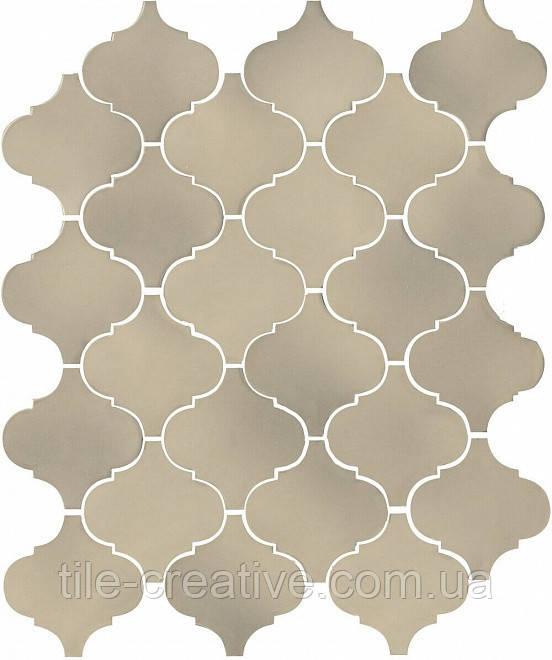 Керамическая плитка Арабески Майолика бежевый26x30x7 65010