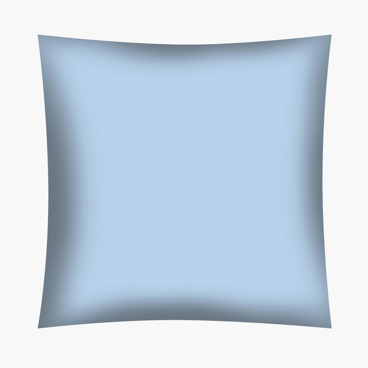 Однотонная Насыщенно-голубая бязь (в наличии уцененная ткань)
