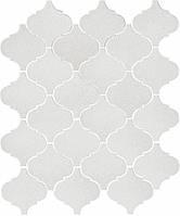 Керамическая плитка Арабески глянцевый белый26x30x7 65000