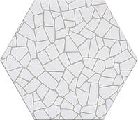 Керамическая плитка Парк Гуэля белый29x33,4x8 SG27009N