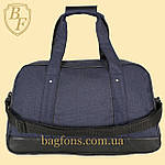 Спортивная дорожная сумка Nike мужская, женская 30л (SN025), фото 3