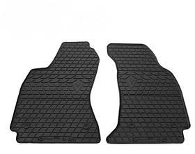 Передние резиновые коврики Audi A4 (B5) 1995- (2 шт) Stingray 1030112