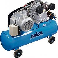 Масляний компресор клинопасової Miol 81-196 (5500 Вт, 760 л/хв)