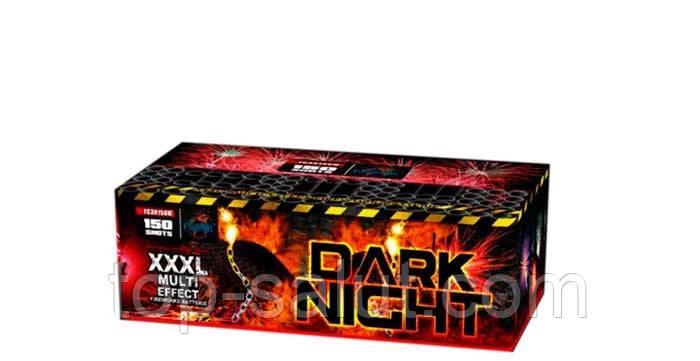 Фейерверк Темная Ночь (Dark Night) 150 выстрелов MIX