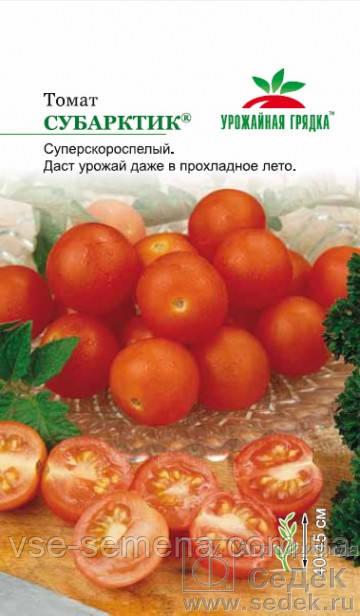 Томат Субарктик 0,2 г  (Седек)
