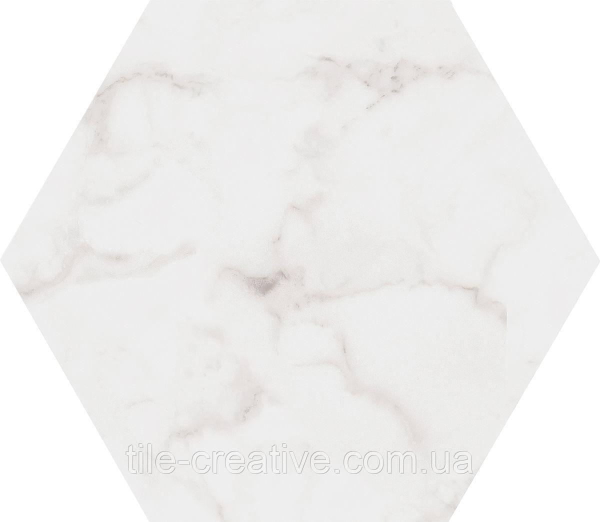 Керамическая плитка Эль Салер белый20x23,1x6,9 24020