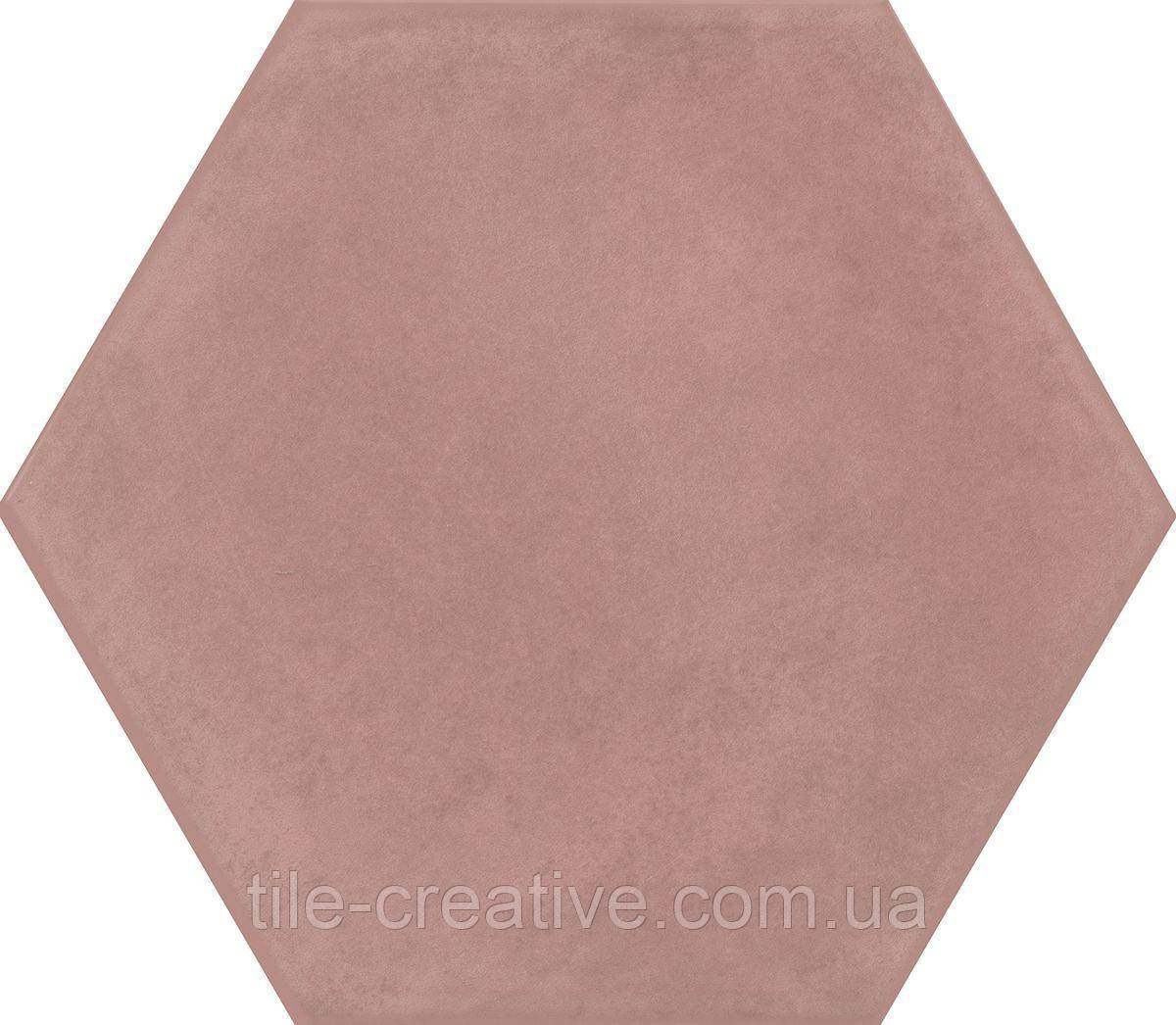 Керамическая плитка Эль Салер розовый20x23,1x6,9 24018