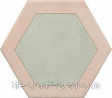 Керамическая плитка Вставка Патакона 10,4x12x7 VT\A70\SG1010