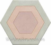 Керамическая плитка Вставка Патакона10,4x12x7 VT\A71\SG1010