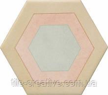 Керамическая плитка Вставка Патакона 10,4x12x7 VT\A72\SG1010