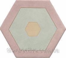 Керамическая плитка Вставка Патакона 10,4x12x7 VT\A73\SG1010