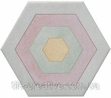 Керамическая плитка Вставка Патакона 10,4x12x7 VT\A76\SG1010