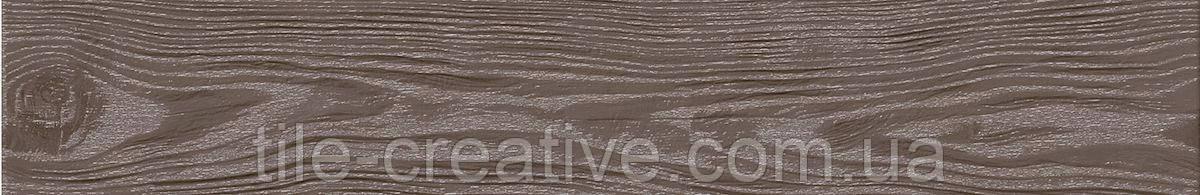 Керамическая плитка Про Браш коричневый обрезной13x80x11 DD730400R