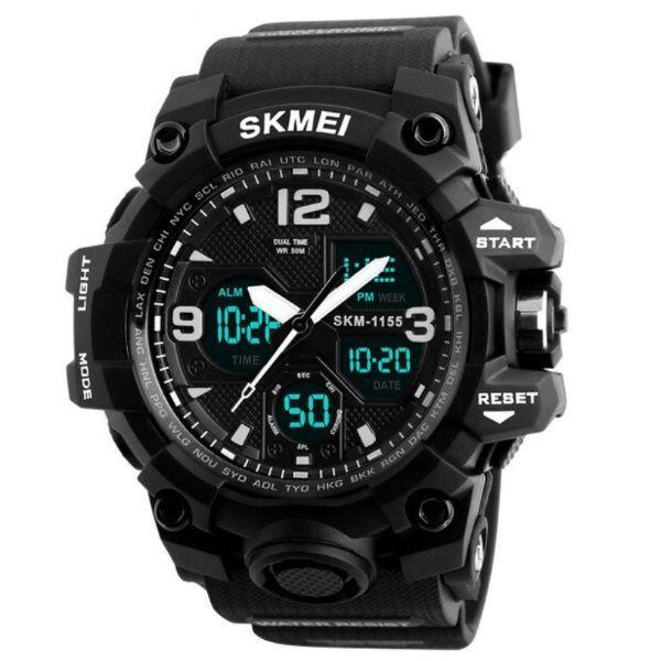 Skmei Мужские спортивные водостойкие часы Skmei Hamlet 1155