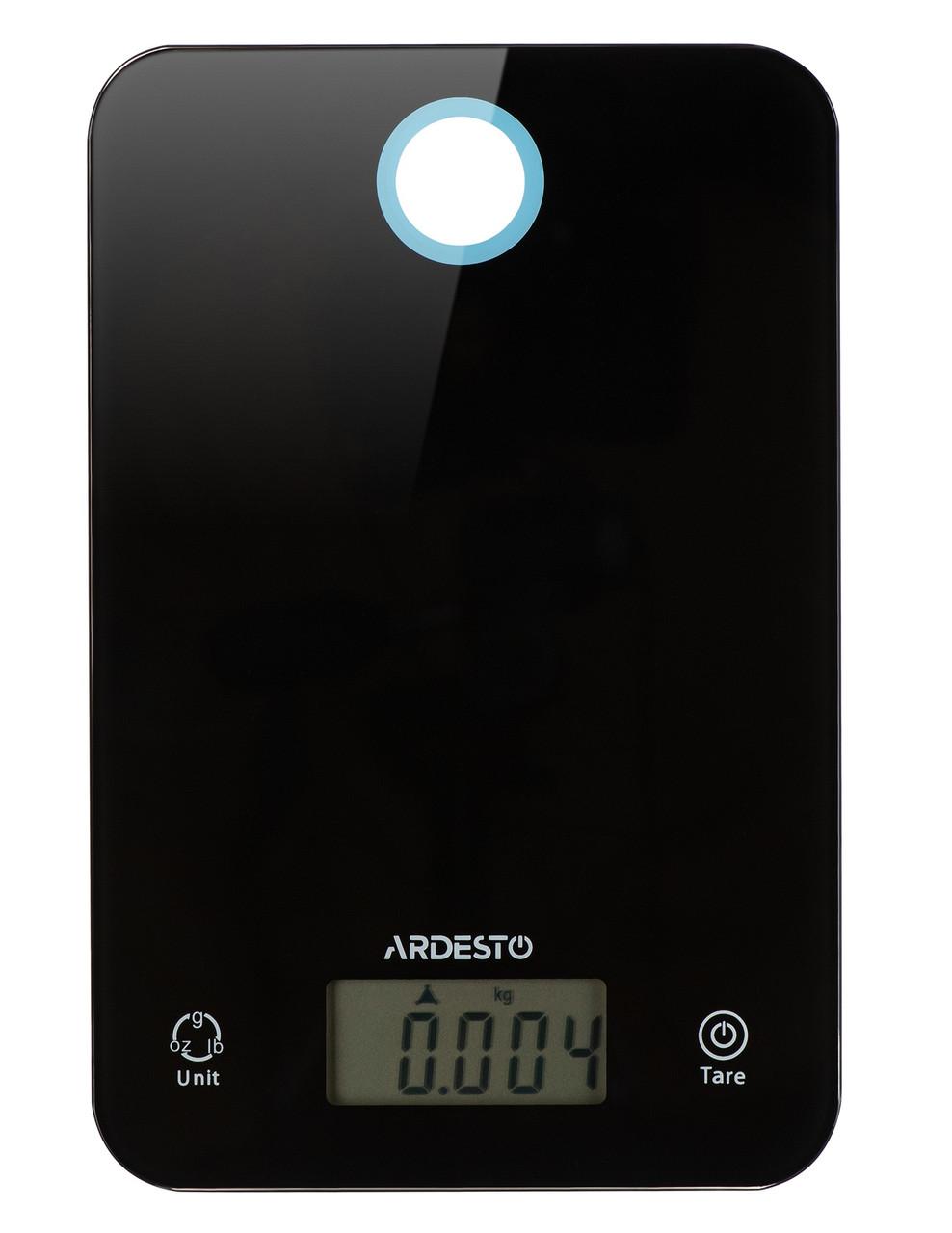 Кухонні ваги Ardesto SCK-839B