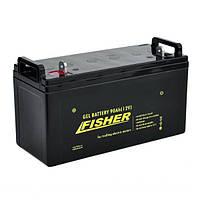 Гелевый аккумулятор Fisher 90 Ah 12V