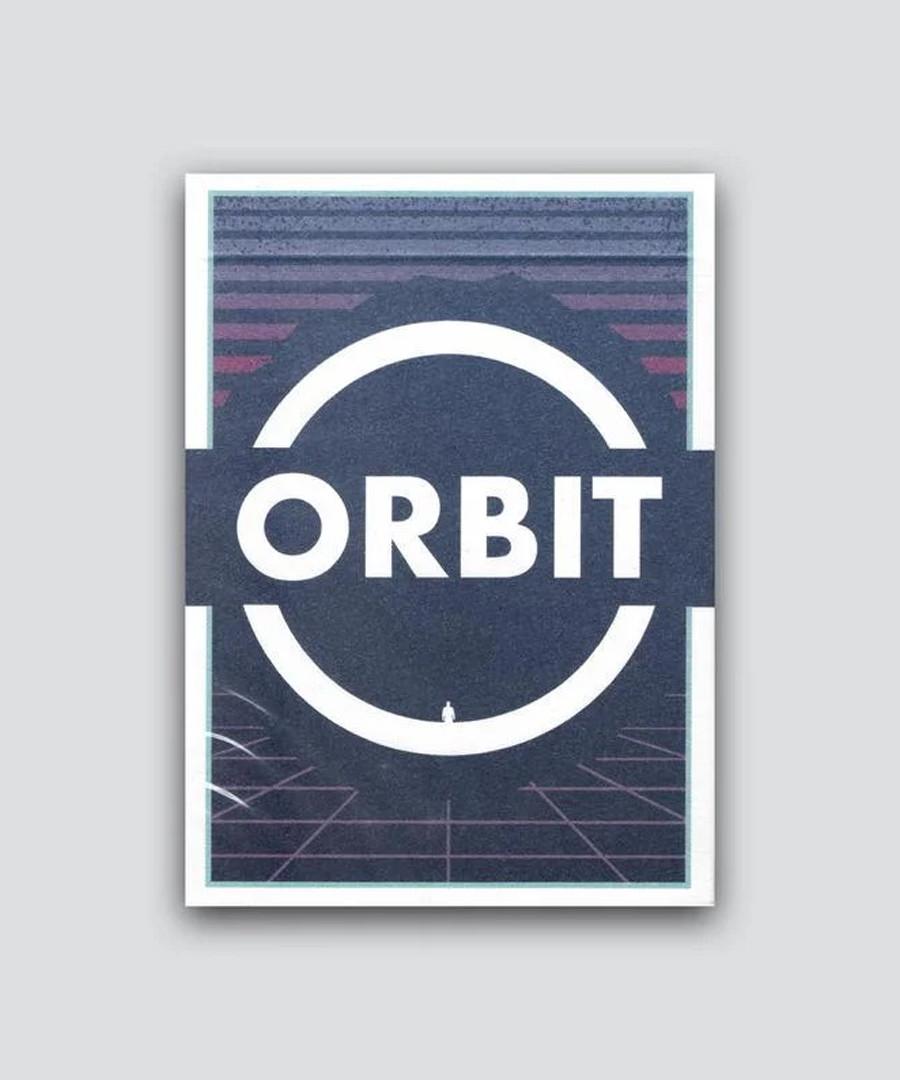 Карты игральные   Orbit v7 Playing Cards