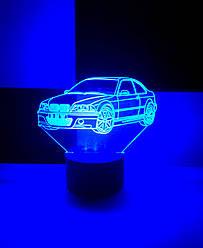 Зйомна пластина з малюнком до нічника, BMW (БМВ)