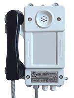 Взрывозащищенный шахтный телефонный аппарат без номеронабирателя со световой индикацией вызова ТАШ-12ЕхI-С
