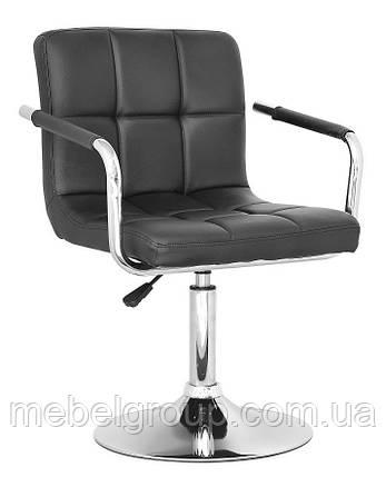 Крісло Артур чорне, фото 2