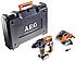 Аккумуляторный перфоратор AEG BBH 12 LI-402C, фото 3