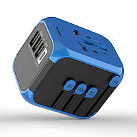 Зарядка Quick Charger USB, USB-C,Travel Adapter Universal